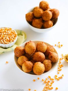 Accra Banana are deep- fried puffs which are made out of banana and some sort of flour, cornmeal, cassava , garri . the possibilities are endless . Many African cultures share a love of Accra banana Banana Fritters, Corn Fritters, Ripe Banana Recipe, Banana Recipes, Accra, Deep Fried Bananas, South African Recipes, Snacks, Dog Food Recipes