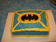 Daniel's 4th Birthday Cake