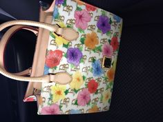 Dooney & Burke spring purse and its mine :)