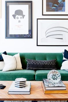 Green Velvet - Why You Need Jewel Tones In Your Life - Photos