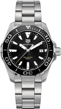 Tag Heuer Aquaracer 300M 40.5MM  Men's Watch WAY111A.BA0928