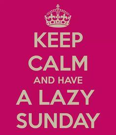 Allemaal een zonnige zondag gewenst!
