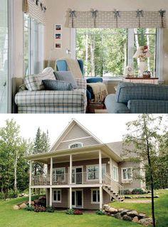 Cottage House Plan ID: chp-6807 - COOLhouseplans.com