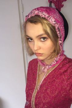 Lily-Rose Depp Beauty Inspiration - Lily-Rose Depp Hair and Makeup   Teen Vogue