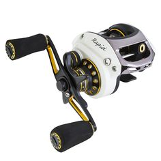 Piscifun® Rapid Baitcaster Reels Left / Right Handed Baitcasting Reels 6.5:1 Gear Low Profile Baitcast Bait Casting Fishing Reels 10BB White >>> Read more reviews of the product by visiting the link on the image.