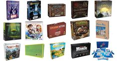 You could win this awesome board game collection from @LaticeGame