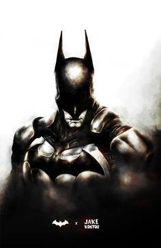 Batman by Creator Jake Kontou