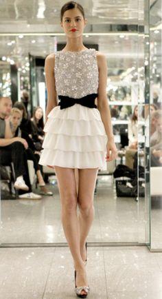 kissmecouture:  Dress by Azzaro
