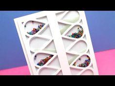 Rain Shaker Maze Card - Sandy Allnock
