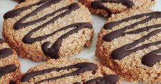 Crujientes galletas de avena y coco