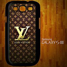 SA2027 Louis Vuitton Logo Samsung Galaxy S3 case | statusisasi - Accessories on ArtFire