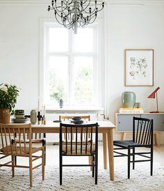 En spisebordsstol du aldrig bliver træt af