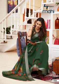 Plz do whatsapp on more details. Desi Wedding, Saree Wedding, Cotton Saree, Silk Sarees, Telugu Brides, Punjabi Bride, South Indian Sarees, Indian Couture, Party Wear Sarees