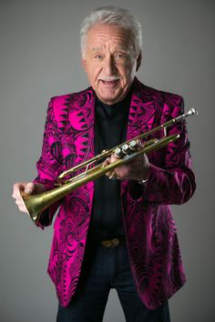 Doc Severinsen. Photo courtesy of the Lied Center for Performing Arts.
