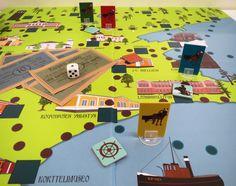 Kuopio -lautapeli 39€ Monopoly