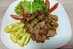 Kotleta po valašsku - eKucharka.cz Beef, Recipes, Food, Meat, Essen, Meals, Ripped Recipes, Yemek, Eten