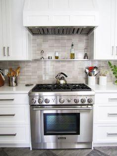 possible kitchen backsplash