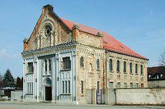 Synagóga - Mestské múzeum Šurany, Slovakia