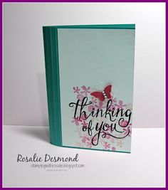Stamping with Rosalie: Crazy Crafters Blog Hop with Tracy May