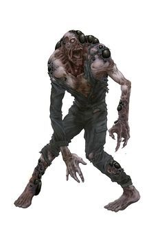 left 4 dead infected concept art - Google Search