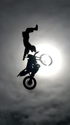 Bike Stunt Wallpaper