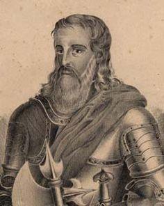 Enrique de Borgoña, primer conde de Portugal.