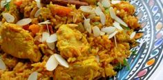 Kashmiri Chicken, Cardamom and Saffron Pilau (Spiced Indian Rice ...