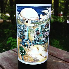 Nittany Epicurean: 2013 Flora Springs Ghost Winery Red Blend
