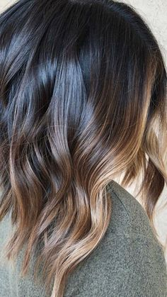 15 Best Ash Blonde Hair Colors of 2019 - Ombre, Highlights & Balayage - Style My Hairs Brown Blonde Hair, Brunette Hair, Dark Hair, Balayage Brunette, Long Brunette, Brunette Color, Love Hair, Great Hair, Gorgeous Hair