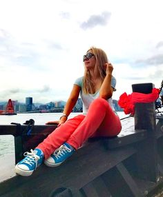 Casual high quality canvas shoes with famous destinations from around the world. Hong Kong, Cool Photos, Africa, Turquoise, Sea, Canvas, Celebrities, Amazing, Fashion