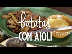 Batatas com Aïoli | Rendez-vous en Provence - YouTube