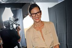 """J. Crew's Jenna Lyons, offers some insight that goes beyond fashion: """"You have to make quick decisions…"""" and go with your gut!"""