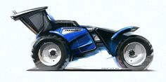 New holland tractor concept #newholland #tractor #concept