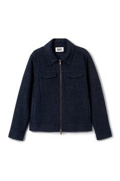 End Bouclé Jacket