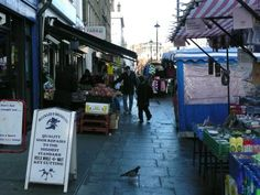 "Tachbrook Street: ""You can get some bargains near closing time""  #EveryWord #blogtour #Wattscroft"