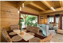 Interiér domu, Hlubočky u Olomouce Outdoor Furniture, Open Air, Iron Lanterns, Outdoor Decor, Pergola Designs, House, Home Decor, Living Spaces, Outdoor Furniture Sets