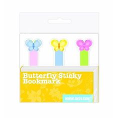 4m2u #butterfly sticky bookmark - arts & crafts home #furniture diy home #decor,  View more on the LINK: http://www.zeppy.io/product/gb/2/361777328936/