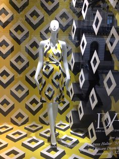 Diane Von Fürstenberg - Girl 2 collections by Cofrad Mannequins #cofradmannequins