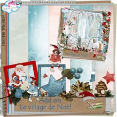 "Photo from album ""addon le village de noel"" on Yandex. Le Village, Scrapbook Embellishments, Views Album, Digital Image, Diy And Crafts, Clip Art, Digital Papers, Yandex, Holiday Decor"