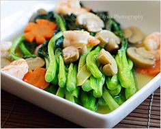 Chinese Vegetable | Chinese Vegetable Recipe | Easy Asian Recipes at RasaMalaysia.com - Page 2