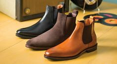 Allen Edmonds - Liverpool Chelsea Boot