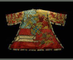 Tabardo del rey de Armas de la Casa de Luxemburgo.