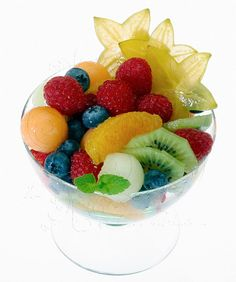 ... about fruit salads on Pinterest | Fruit Salads, Fruit and Salads