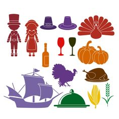 Thanksgiving Cuttable Design Cut File. Vector, Clipart, Digital Scrapbooking Download, Available in JPEG, PDF, EPS, DXF and SVG. Works with Cricut, Design Space, Cuts A Lot, Make the Cut!, Inkscape, CorelDraw, Adobe Illustrator, Silhouette Cameo, Brother ScanNCut and other software.