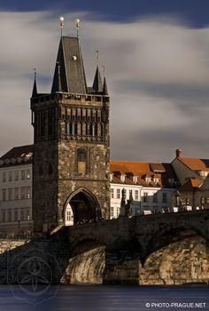 Staromestska Mostecka Vez Prague