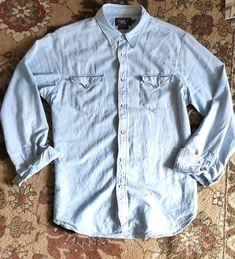 6838ace3 Levis Jean Jacket, Levis Jeans, Closet Collection, Denim Button Up, Button  Up