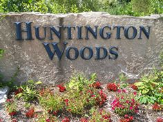 Southeast Michigan Real Estate   Huntington Woods Homes for Sale