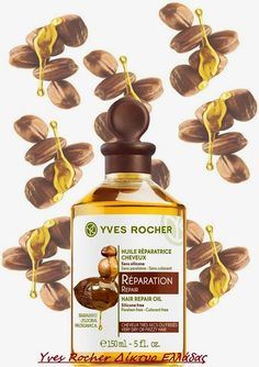 Anna's Yves Rocher : Hair Emergency !!