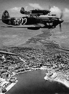 Patrol over Sevastopol, 1944.