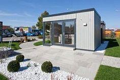 Flachdachhaus Nordic Haus Solveig Ontario, Outdoor Decor, Modern, Home Decor, Roof Drain, Garden Cottage, Trendy Tree, Decoration Home, Room Decor